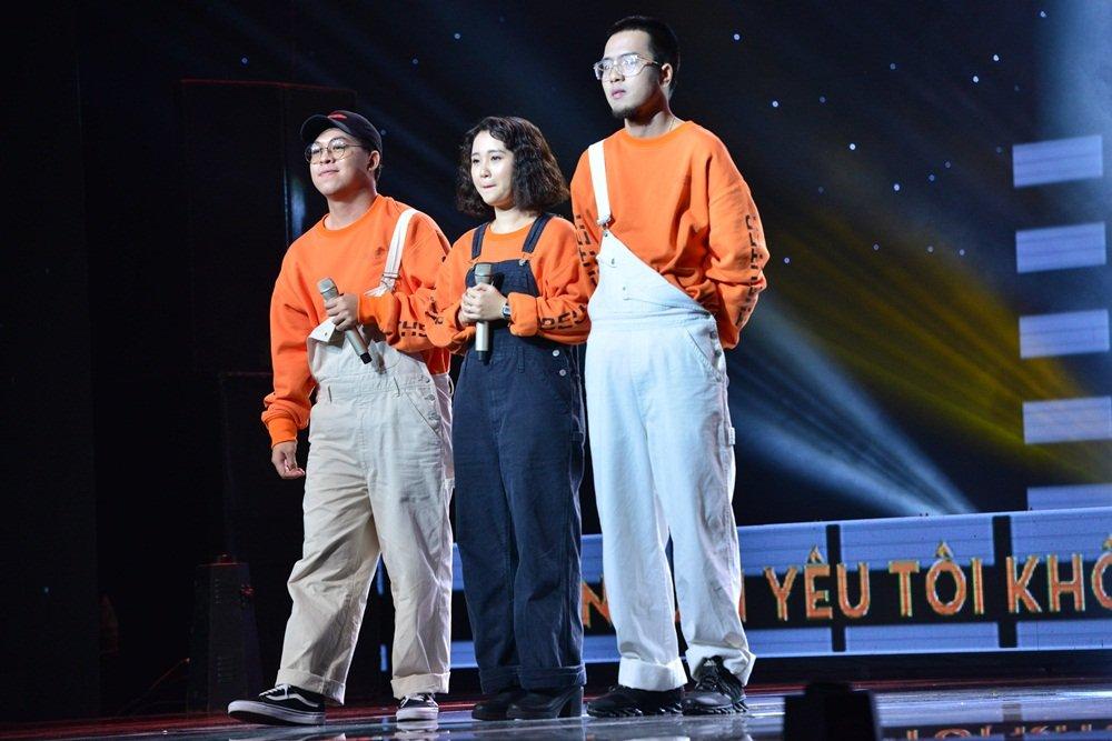 'Nguoi yeu toi khong co gi de mac' gay sot 'Sing my song 2018' hinh anh 1