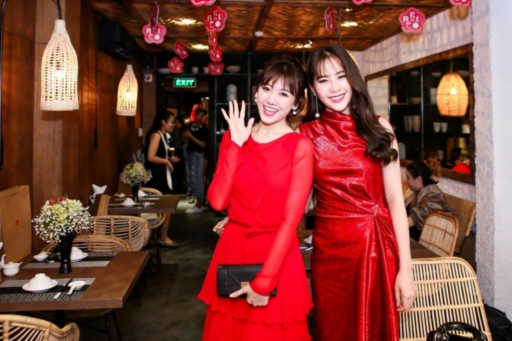 Tran Thanh 'noi khong nen loi' voi cuoc tro chuyen giua Hari Won va Nam Em hinh anh 1