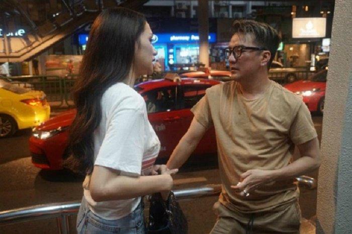 Dam Vinh Hung sang Thai Lan gap Huong Giang, bat ngo voi cach ung xu cua tan Hoa hau hinh anh 1