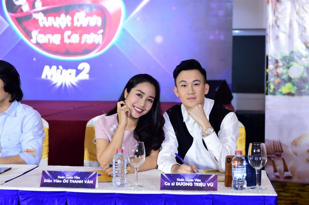 Duong Trieu Vu: 'Chi Cam Ly khong hien dau' hinh anh 2