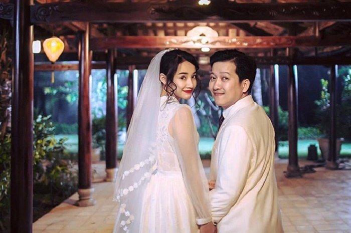 Trong luc yeu Nha Phuong, Truong Giang van 'qua lai' voi 3 nguoi con gai khac? hinh anh 1