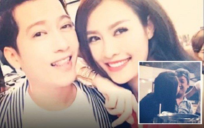 Trong luc yeu Nha Phuong, Truong Giang van 'qua lai' voi 3 nguoi con gai khac? hinh anh 4