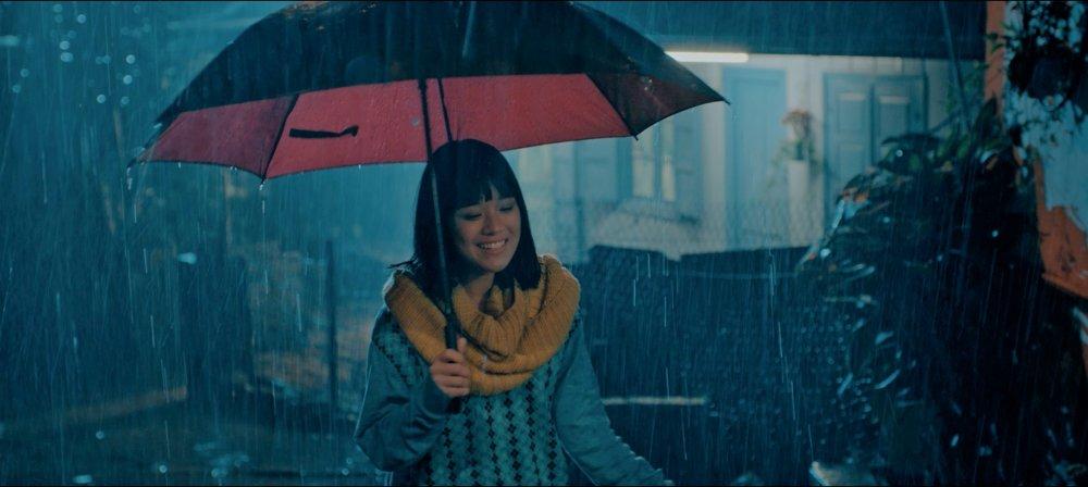 Hoang Yen Chibi dam mua, vua nhay vua hat nhac phim 'Thang nam ruc ro' hinh anh 2