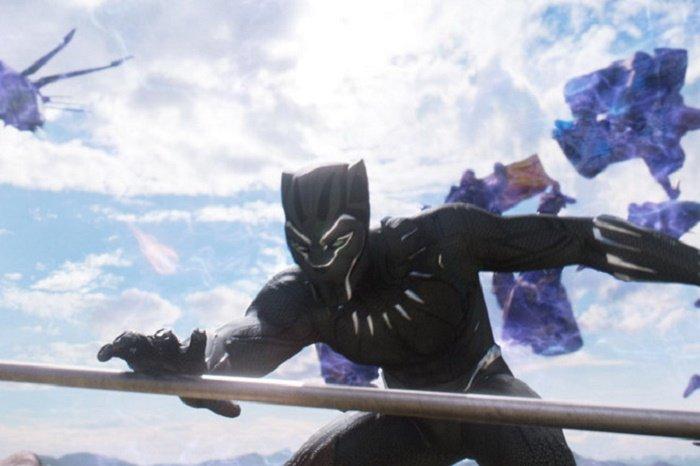 'Black Panther' tro thanh phim sieu anh hung an khach nhat Bac My hinh anh 1