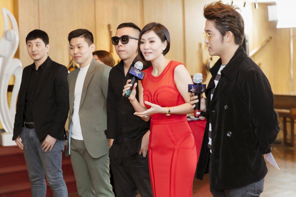 Tra My Idol, Trang Phap 'mat tron mat det' xem Thu Minh thi pham cho thi sinh hinh anh 3