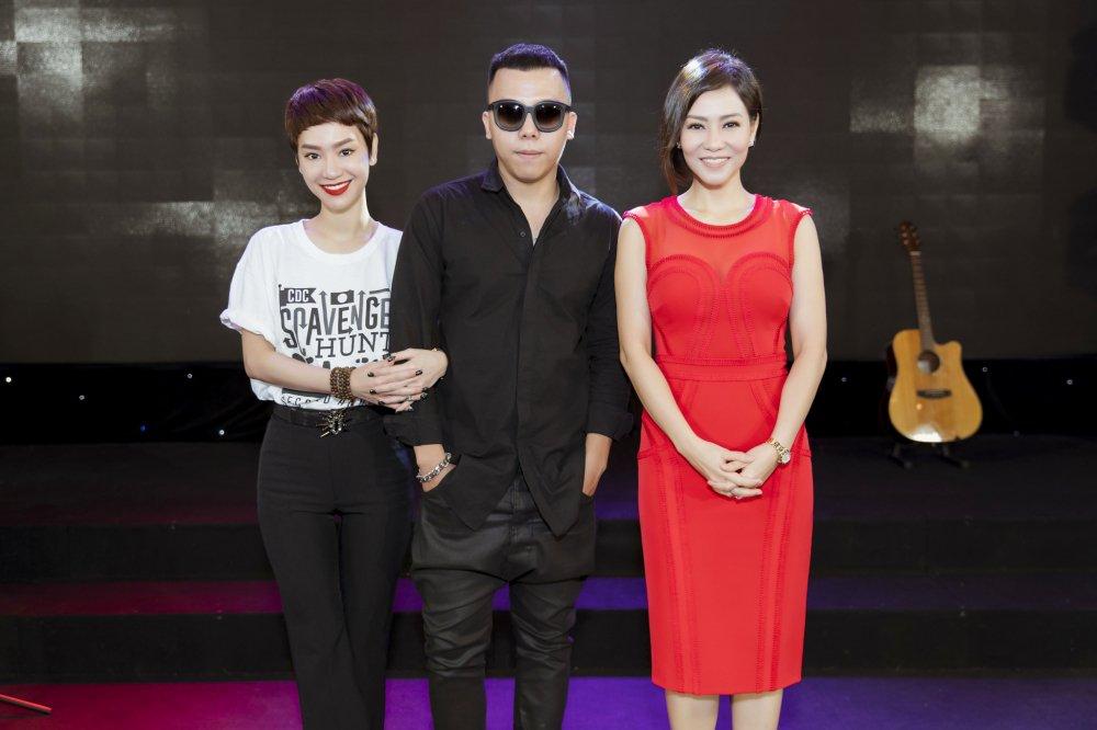 Tra My Idol, Trang Phap 'mat tron mat det' xem Thu Minh thi pham cho thi sinh hinh anh 2