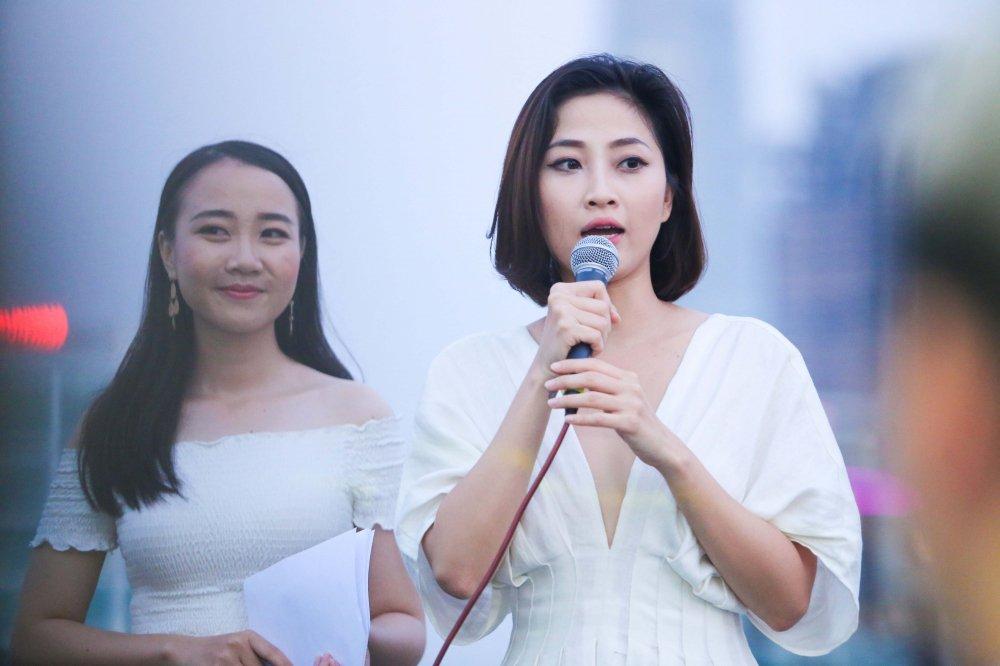 'En vang' Lieu Ha Trinh: 'Cam on nhung nguoi dan ong lam toi ton thuong' hinh anh 2
