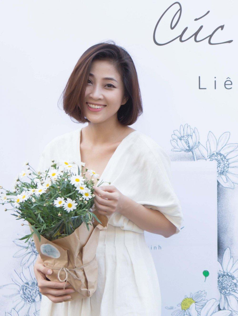 'En vang' Lieu Ha Trinh: 'Cam on nhung nguoi dan ong lam toi ton thuong' hinh anh 1