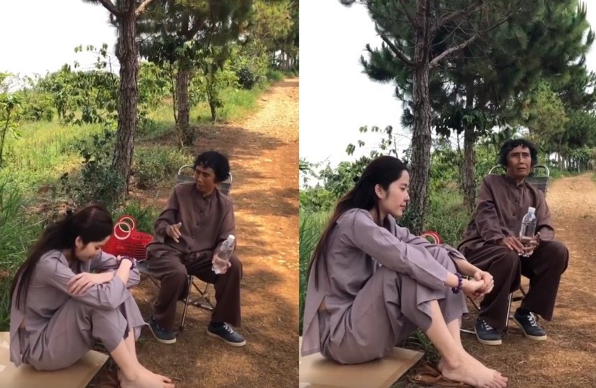 Nam Em cuoi guong, met moi sau thoi gian 'o an' vi scandal voi Truong Giang hinh anh 1