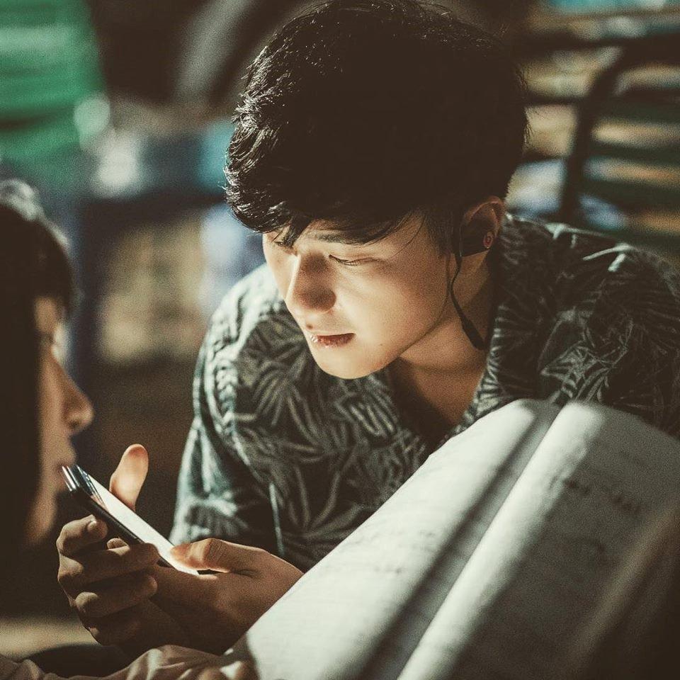 Huynh Anh: 'Toi khong yeu Minh Trang vi con tinh cam voi Hoang Oanh' hinh anh 3