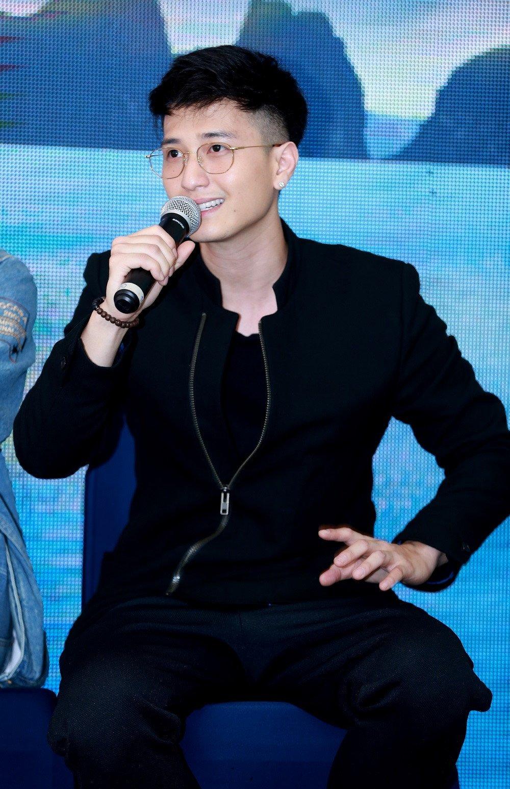 Huynh Anh: 'Toi khong yeu Minh Trang vi con tinh cam voi Hoang Oanh' hinh anh 2