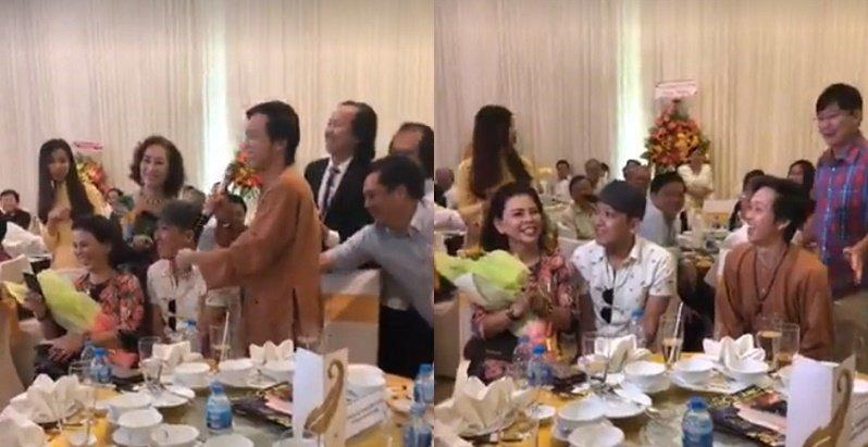 Sau on ao voi Nam Em, Truong Giang bieu cam la khi gap Hoai Linh hinh anh 2