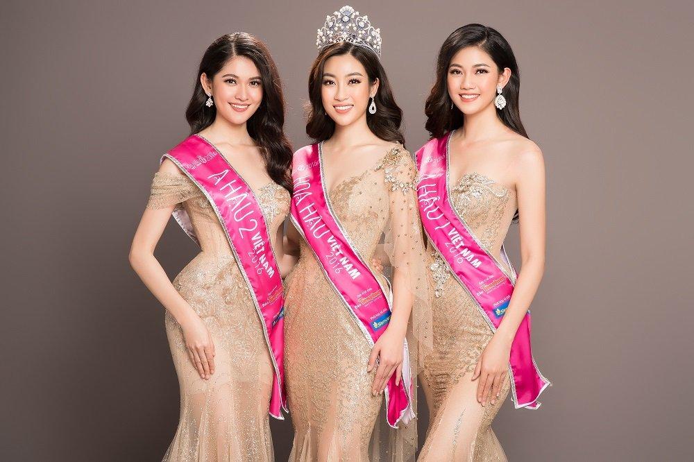Top 3 Hoa hau Viet Nam 2016 do ve goi cam, khoe duong cong nong bong hinh anh 2