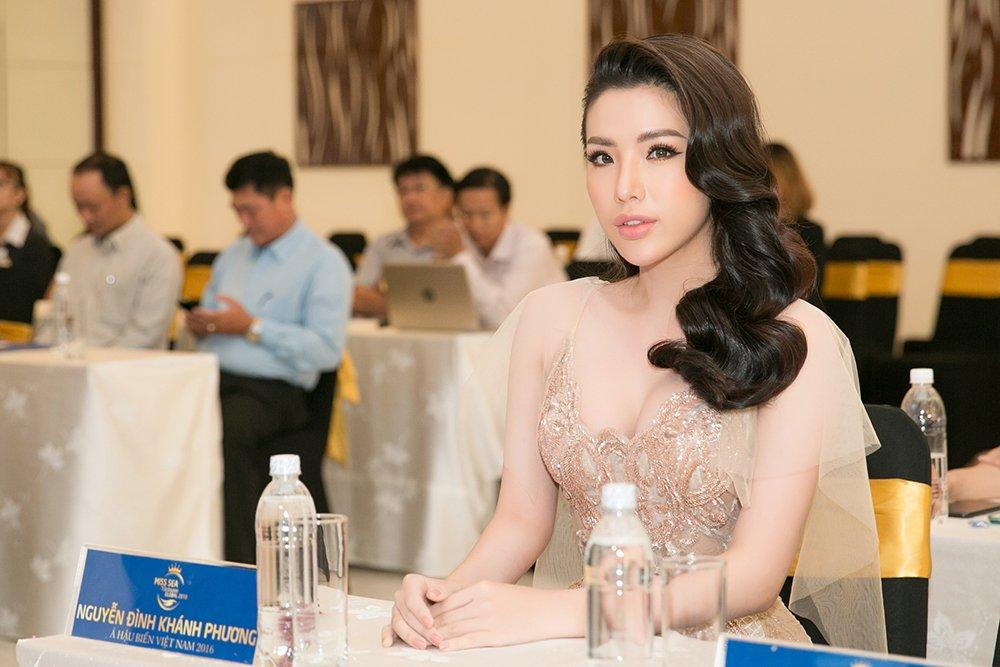 BTC 'Hoa hau Bien Viet Nam toan cau': Khong chap nhan thi sinh chinh rang hinh anh 2