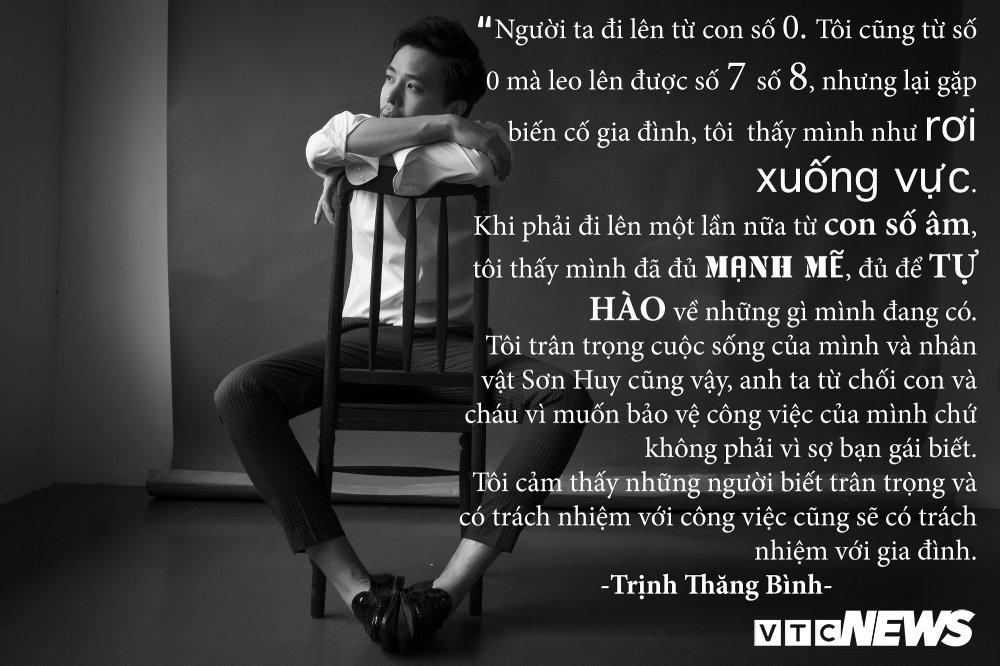 Trinh Thang Binh: 'Toi 30 tuoi, tu tin va biet huong thu cuoc song' hinh anh 5
