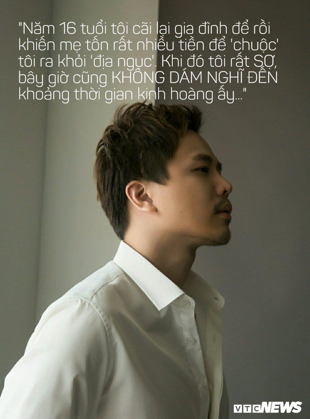 Trinh Thang Binh: 'Toi 30 tuoi, tu tin va biet huong thu cuoc song' hinh anh 2