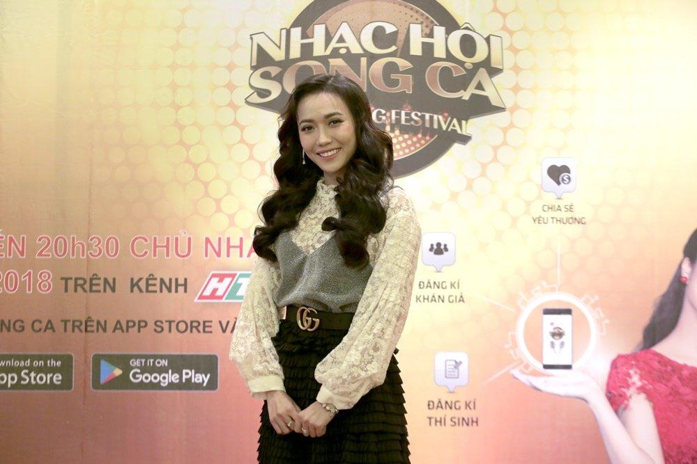 'Me 3 con' Oc Thanh Van rang ro, tai ngo Ngo Kien Huy hinh anh 5