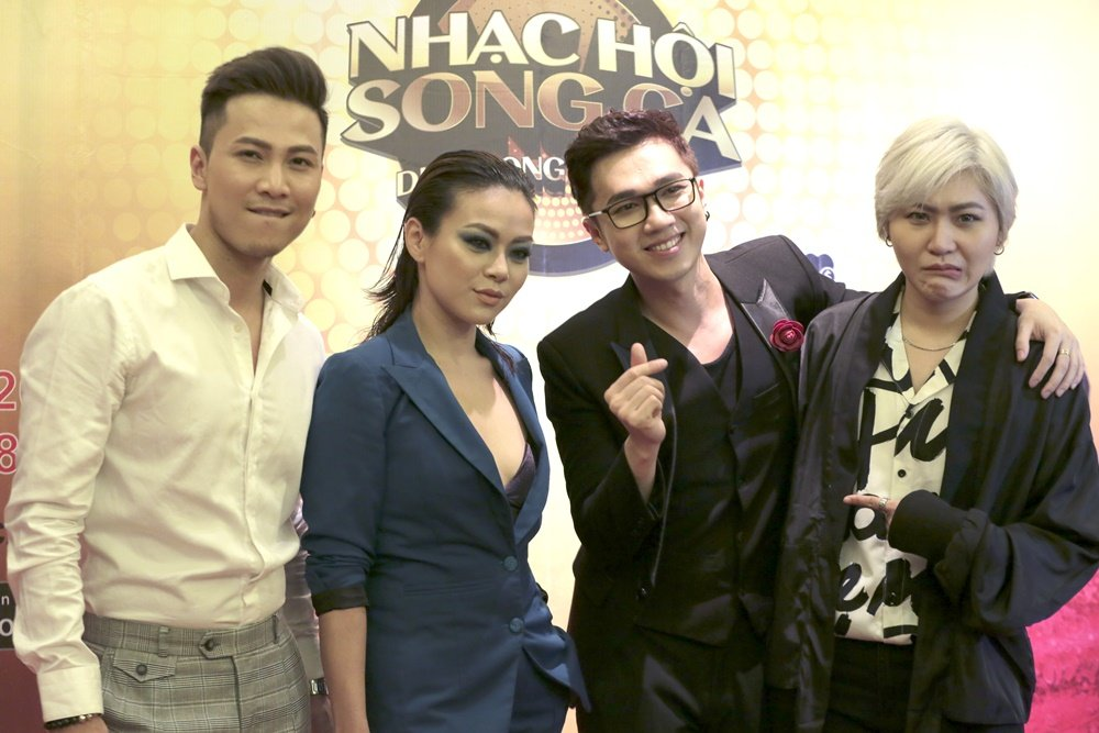 'Me 3 con' Oc Thanh Van rang ro, tai ngo Ngo Kien Huy hinh anh 4