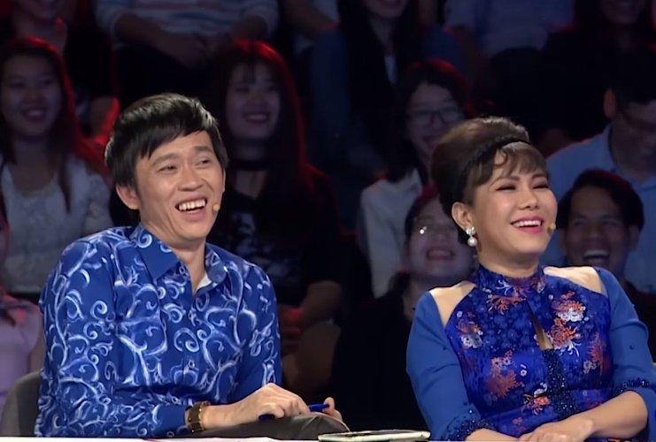 Hoai Linh, Viet Huong cuoi ngat voi Nhu Quynh phien ban loi hinh anh 3
