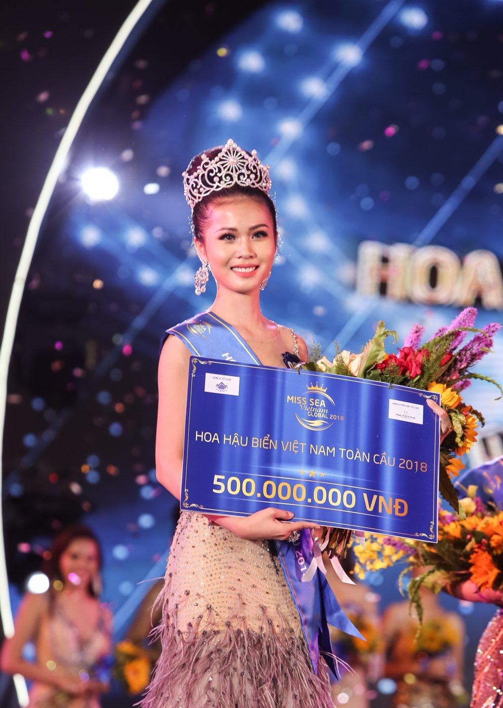 Can canh nhan sac ngot ngao cua tan Hoa hau Bien Viet Nam toan cau 2018 hinh anh 2