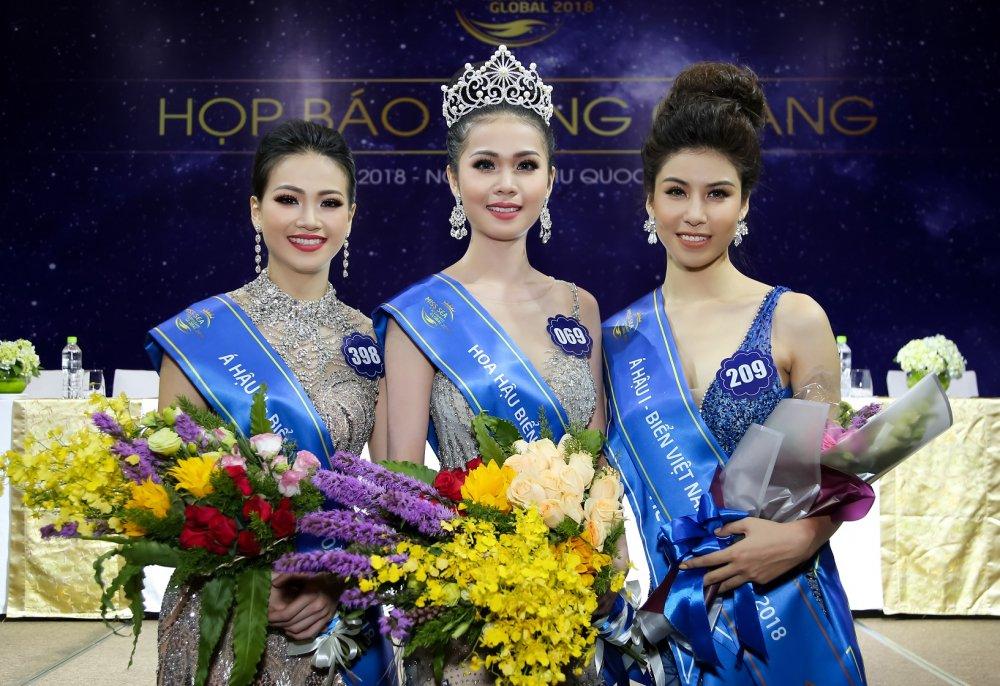 Can canh nhan sac ngot ngao cua tan Hoa hau Bien Viet Nam toan cau 2018 hinh anh 6