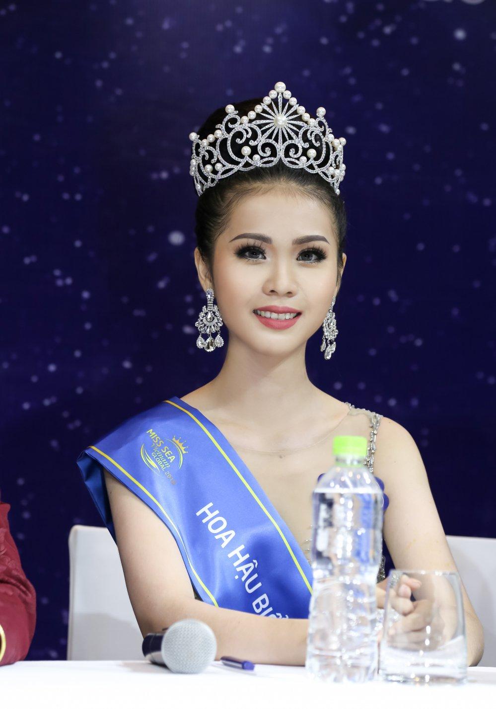 Can canh nhan sac ngot ngao cua tan Hoa hau Bien Viet Nam toan cau 2018 hinh anh 7