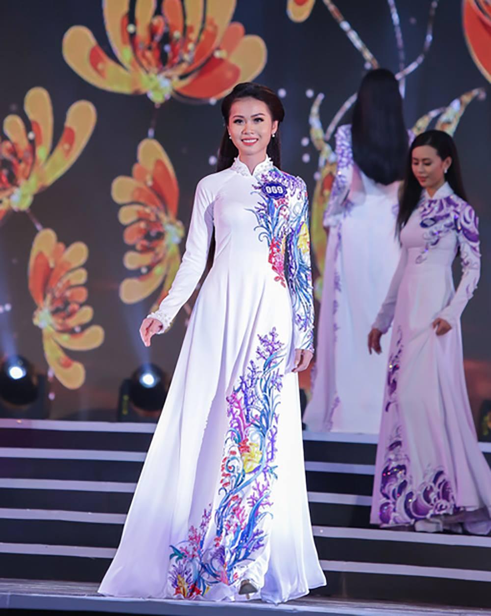 Can canh nhan sac ngot ngao cua tan Hoa hau Bien Viet Nam toan cau 2018 hinh anh 4