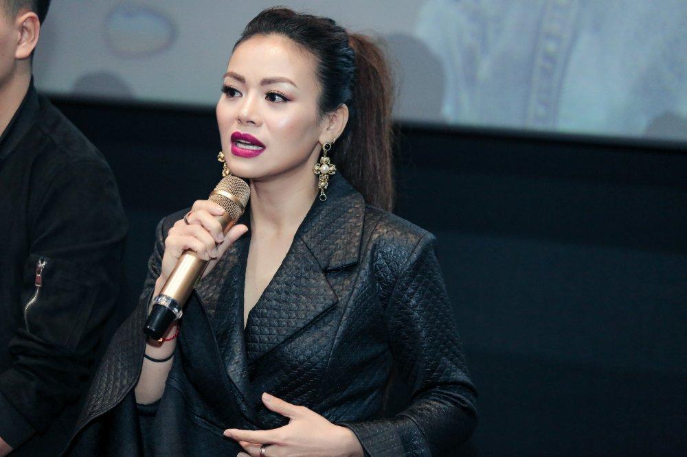 Hai Yen Idol: 'Cat-xe cua toi tang len rat nhieu chi sau mot album' hinh anh 3
