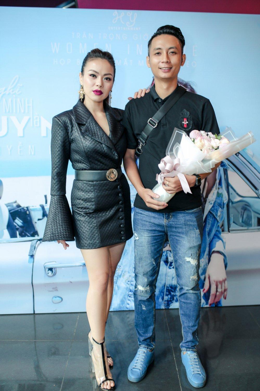 Hai Yen Idol: 'Cat-xe cua toi tang len rat nhieu chi sau mot album' hinh anh 2