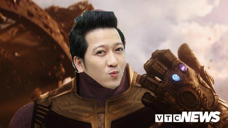 Noi dai danh sach nguoi tinh, Truong Giang duoc vi nhu Thanos cua 'Cuoc chien vo cuc' showbiz Viet hinh anh 1