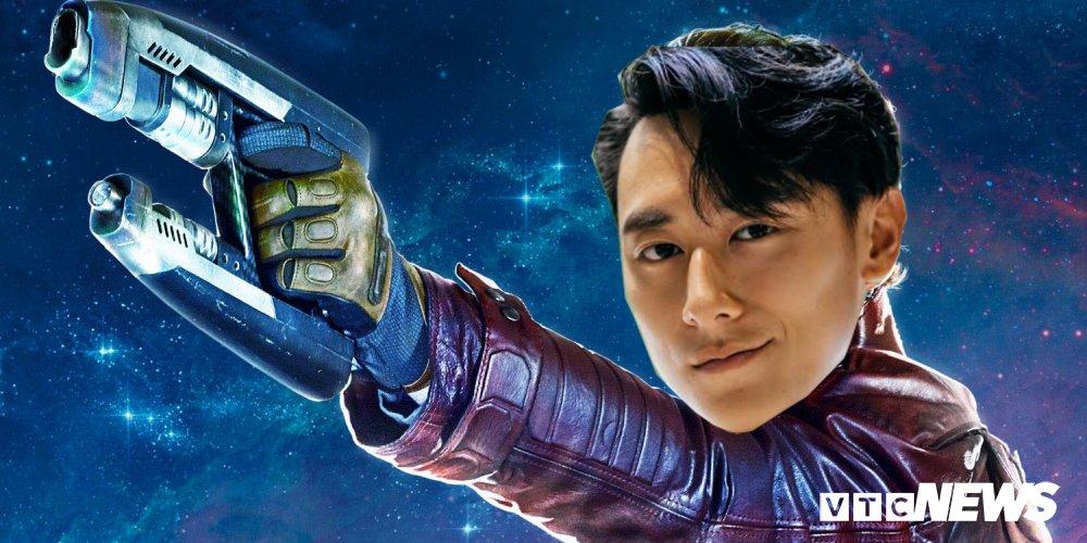 Noi dai danh sach nguoi tinh, Truong Giang duoc vi nhu Thanos cua 'Cuoc chien vo cuc' showbiz Viet hinh anh 5
