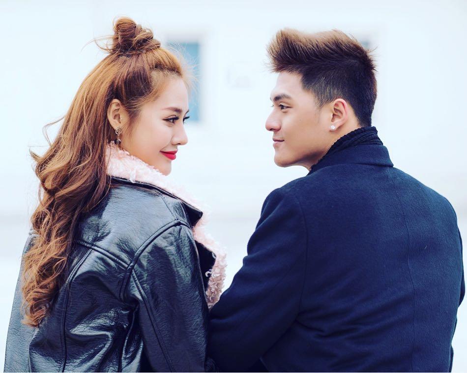 Vua tai hop sau chia tay, Linh Chi va Lam Vinh Hai chuan bi ket hon? hinh anh 1