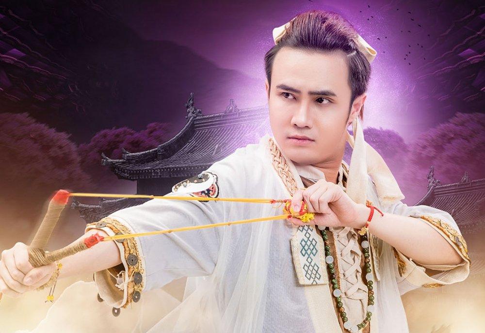 Huynh Lap 'choi lon', moi NSUT Huu Chau tham gia du an phim truc tuyen hinh anh 1