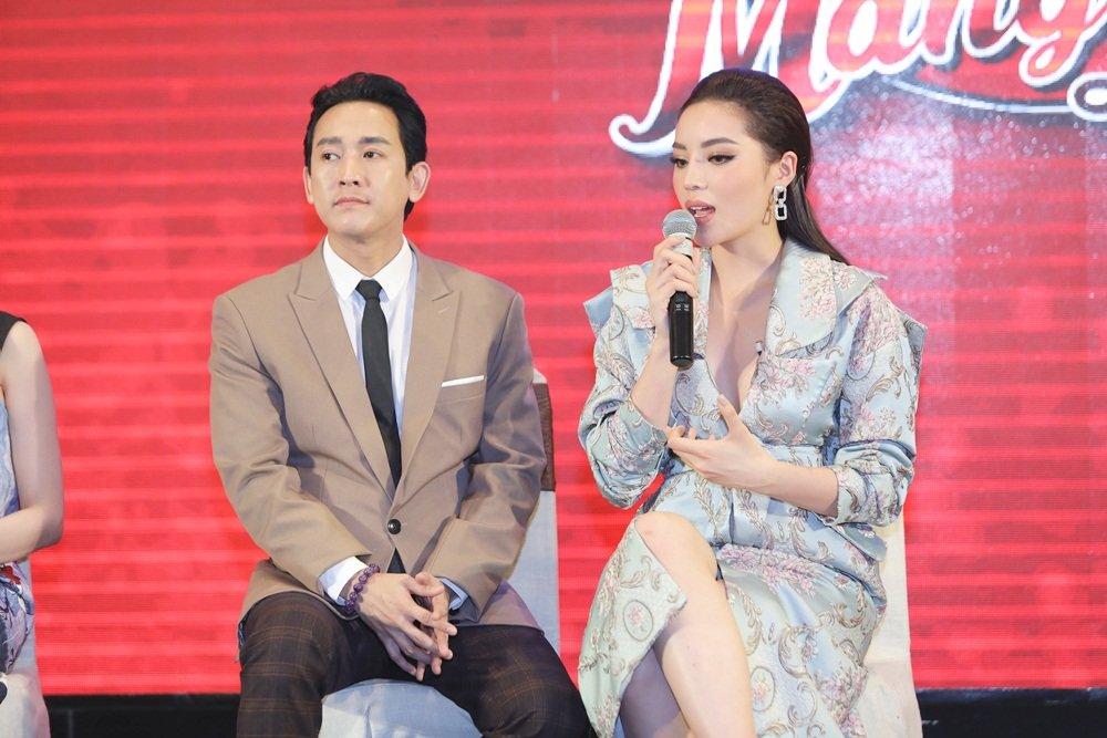Hari Won va Tran Thanh chia se trai nghiem trong lan dau mang bau hinh anh 3