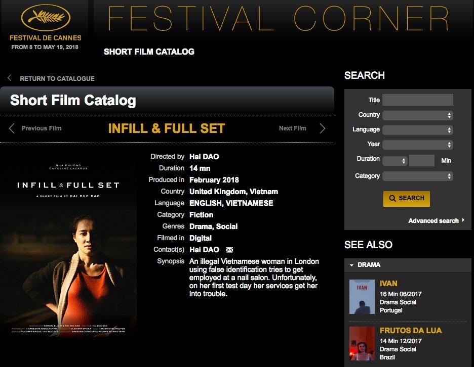 Thu suc trong vai tro moi, phim cua Nha Phuong duoc trinh chieu tai Cannes hinh anh 1