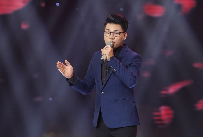Tien si triet hoc dang quang 'Than tuong Bolero 2018': Chua bao gio co y dinh nghi day di hat hinh anh 1