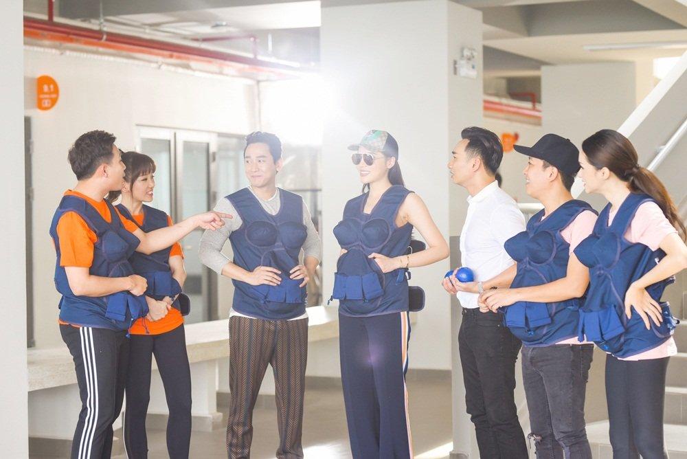 Tran Thanh, Truong Giang bat khoc khi thu cam giac 'lam bon' hinh anh 1