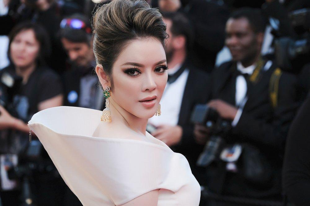 Ly Nha Ky mang vinh Ha Long len tham do Cannes 2018 hinh anh 1