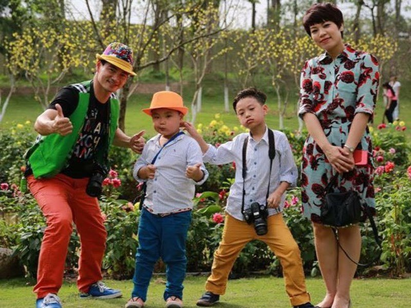 Vo Xuan Bac dang mang thai lan 3? hinh anh 1