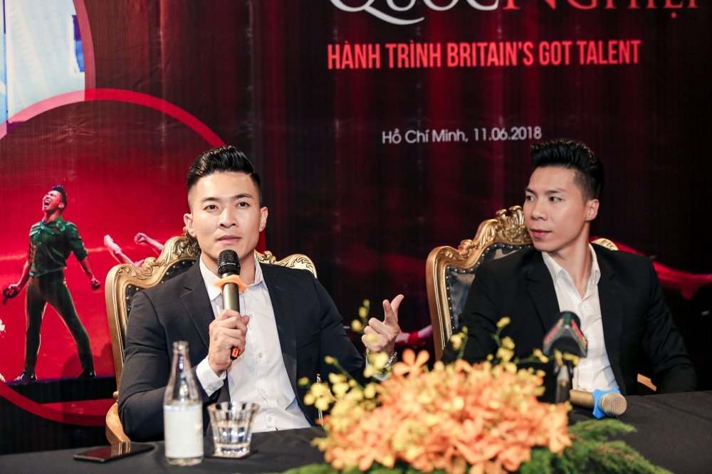 Quoc Nghiep: 'Anh Quoc Co la huyen thoai trong long toi' hinh anh 2
