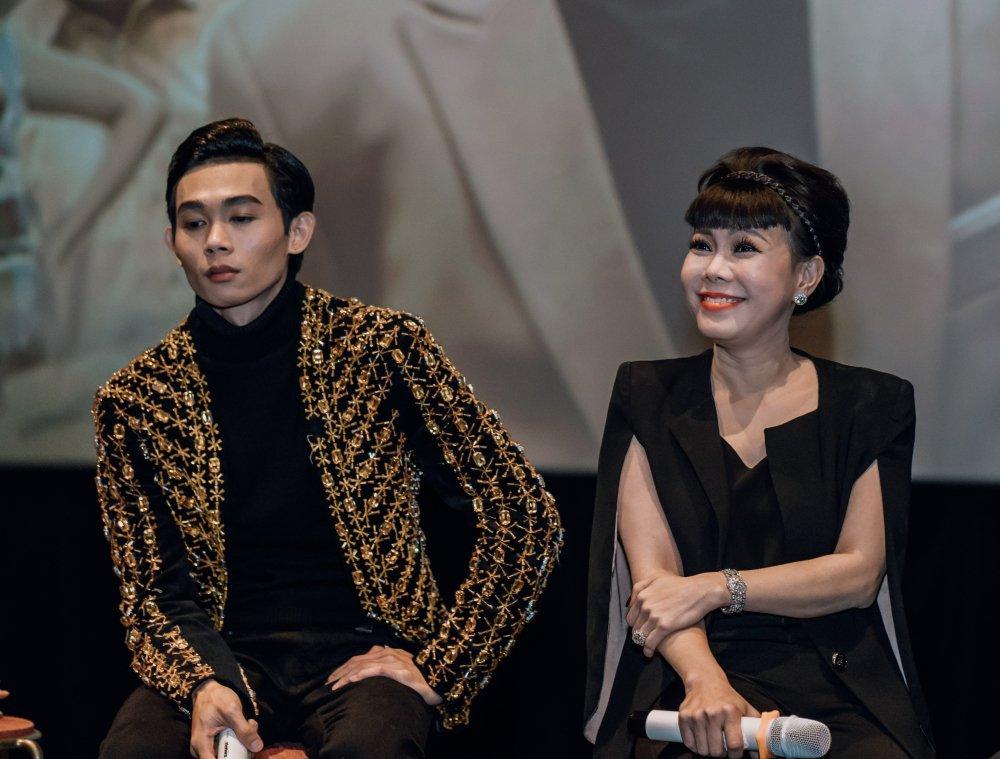 Viet Huong: 'Dong nghiep bao toi choi ngu khi lam phim cung Hong Thanh' hinh anh 1