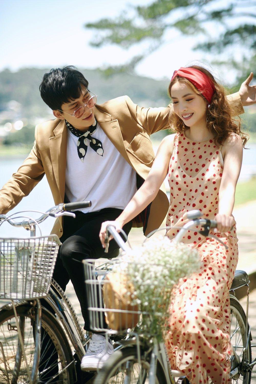 Yến Trang tung MV có loạt ảnh bị nhầm là ảnh cưới