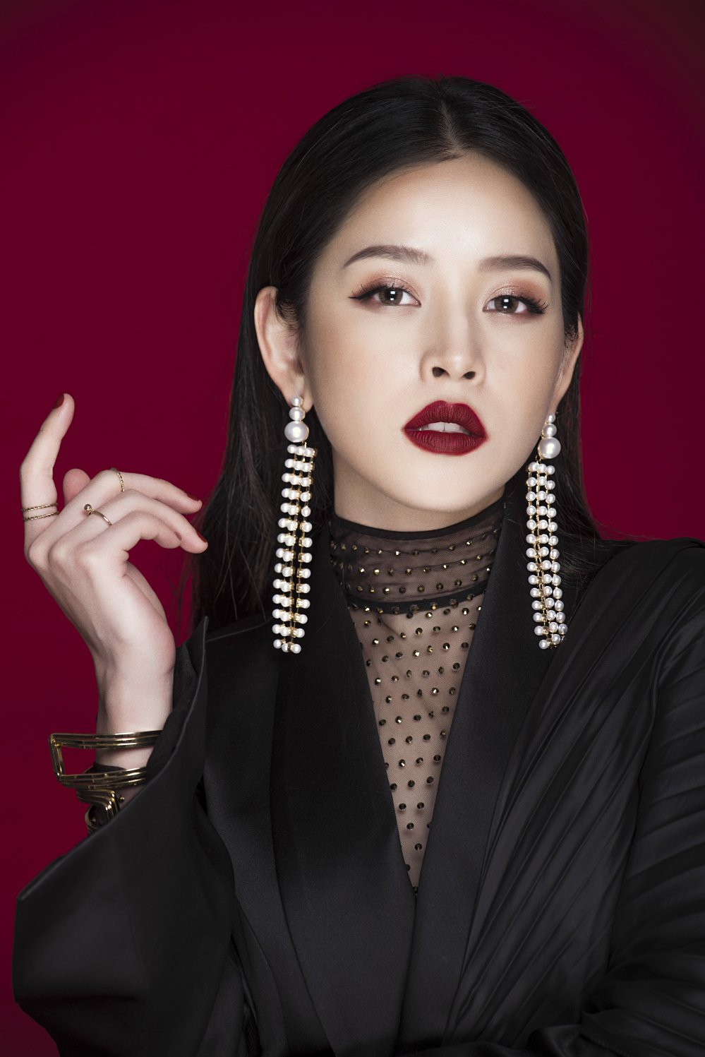Thuc hu thong tin Chi Pu se tham gia thi 'Hoa hau Viet Nam 2018' hinh anh 2