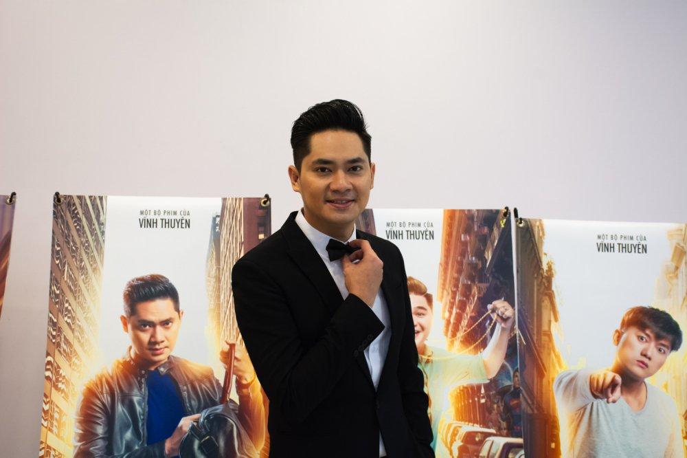 Vinh Thuyen Kim tat Minh Luan sung mat chi vi mot canh quay hinh anh 3