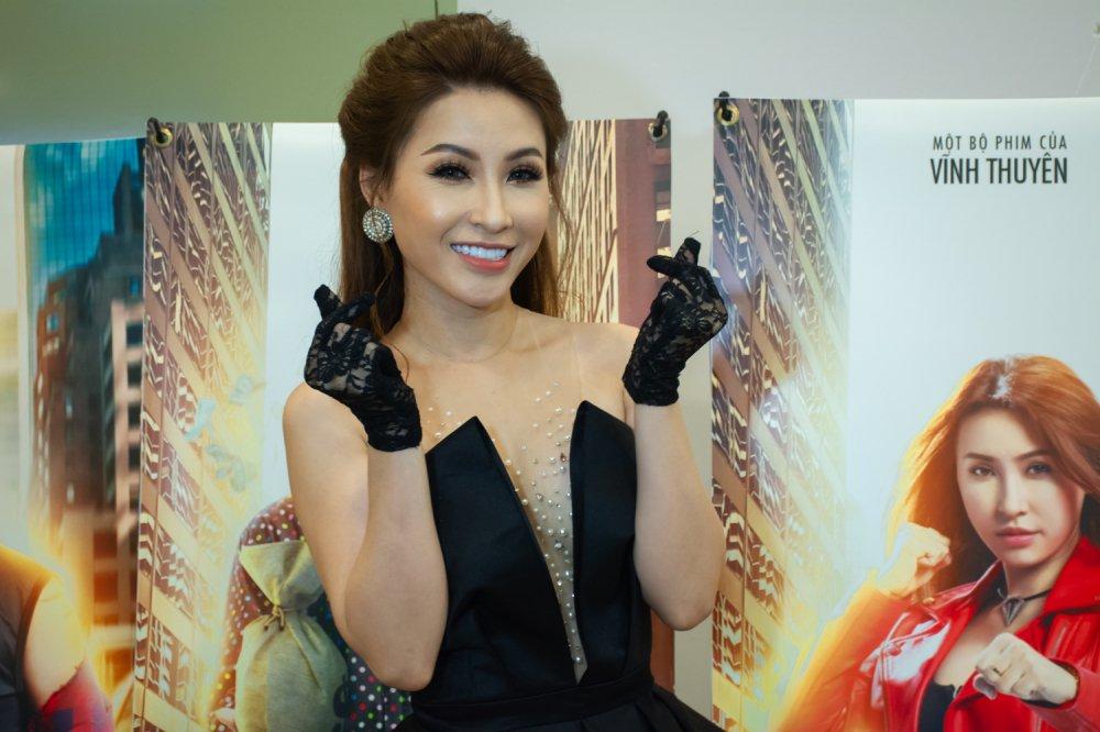 Vinh Thuyen Kim tat Minh Luan sung mat chi vi mot canh quay hinh anh 4