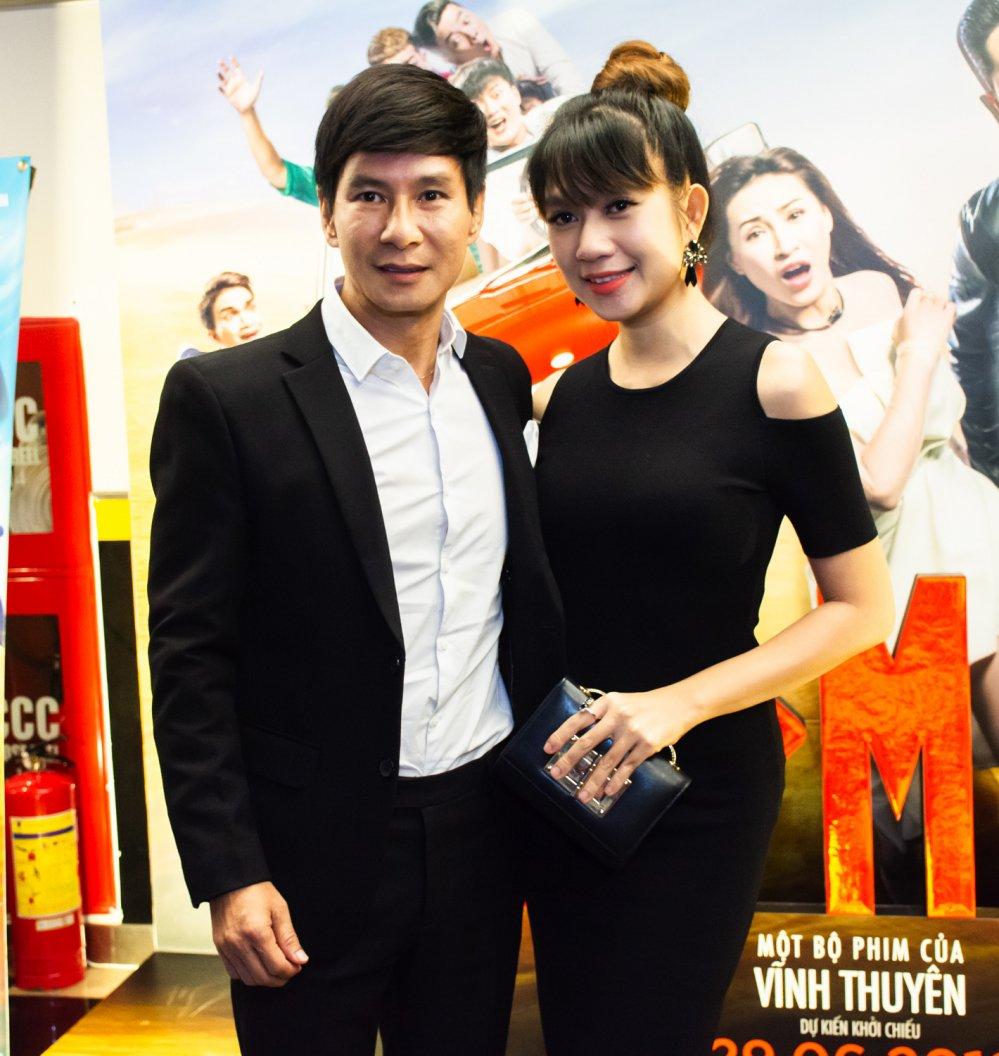 Vinh Thuyen Kim tat Minh Luan sung mat chi vi mot canh quay hinh anh 6