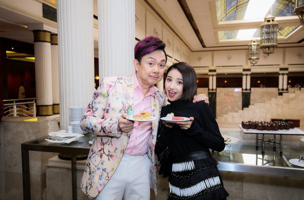 Thai Hoa va Kaity Nguyen hoan doi than xac trong phim moi hinh anh 6