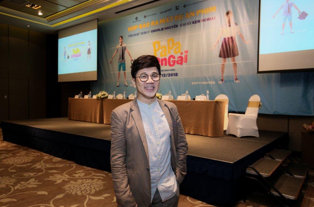 Thai Hoa va Kaity Nguyen hoan doi than xac trong phim moi hinh anh 7