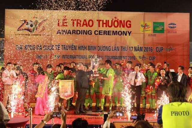 BTV–Number 1 Cup: Chuc vo dich thuoc ve doi bong Nhat Ban hinh anh 1