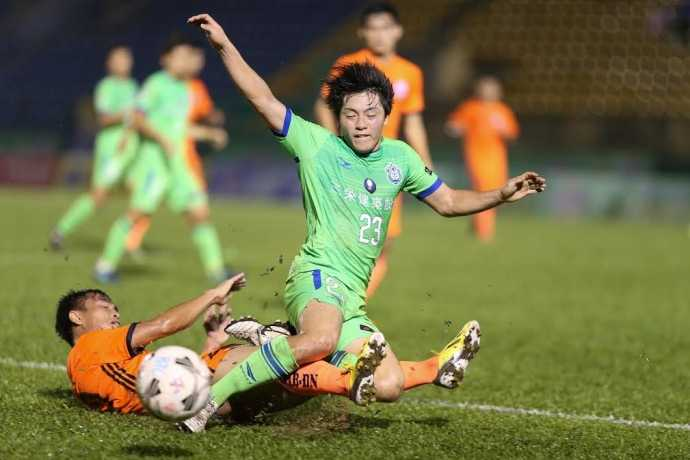 BTV–Number 1 Cup: Chuc vo dich thuoc ve doi bong Nhat Ban hinh anh 2
